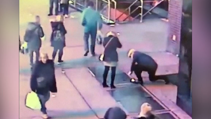 NYPD Searching For Couple Whose Times Square Proposal Went Horribly Wrong