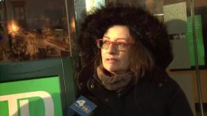 Woman at NYC transit hub describes being evacuated following explosion