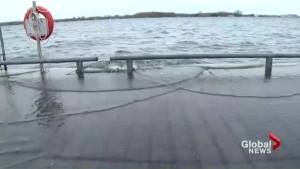 Flooding a concern as Lake Ontario records higher water levels