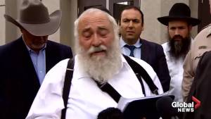 'The most heart-wrenching sight': Rabbi describes moments of California Synagogue shooting