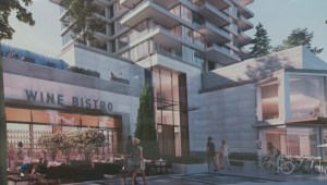 "Developers of the ""One Water Street"" project are fast-tracking the construction of what will be Kelowna's second tallest building due to strong demand"