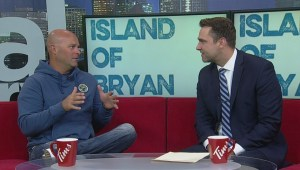 Bryan Baeumler talks about his upcoming show Island of Bryan