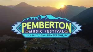 Organizers announce Pemberton Music Festival 2016 lineup