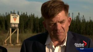 Wildrose leader Brian Jean says he thinks Fort McMurray will bounce back from disaster