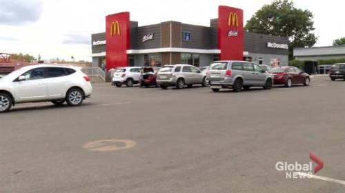 Uptick in violence at Saskatoon McDonald's has employee concerned