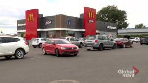 Uptick in violence at Saskatoon McDonald's has employee concerned