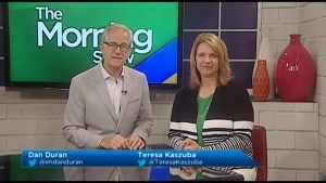 The Morning Show on CHEX preview for June 6