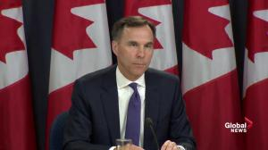 Morneau says Trans Mountain pipeline deal 'has value' and can be sold