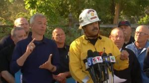 Los Angeles Fire Chief calls widlfires 'the worst event' he's seen