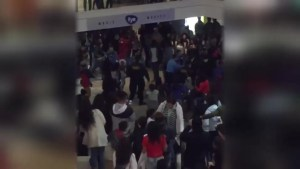Mall fights break out across the United States during post-Christmas shopping