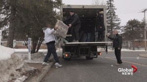 EXCLUSIVE: West Island courier delivers hope to refugees, families in need