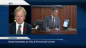 Vaughn Palmer dissects City of Vancouver's deleted emails controversy