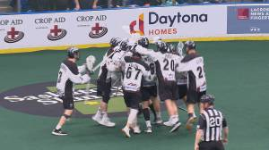 Saskatchewan Rush season ends with OT loss to Colorado Mammoth