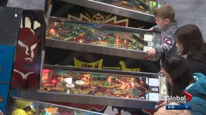 Pinball and Arcade Expo excitement in Sherwood Park