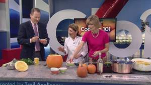 Saturday Chef – Thanksgiving Pumpkin Soup