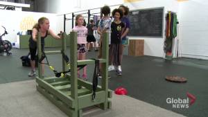 Pickering crossfit gym puts mental health first, building muscle second