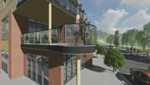 Opponents say Peachland development too tall; court action launched