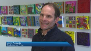 A non-profit in Kelowna is helping adults with developmental disabilities become artists