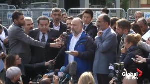 'We want justice for Jamal' says Turkish media spokesman and friend of Khashoggi