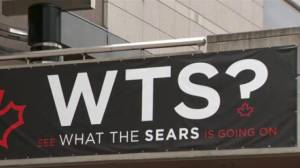 Sears Canada raises 'significant doubt' about its future