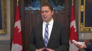 Andrew Scheer says he won't 'reopen' abortion if elected