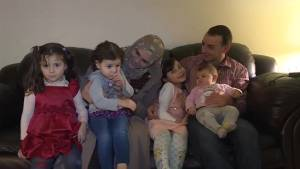 Syrian family in Kingston is grateful, they no longer wake up to bombs, bullets and bloody streets