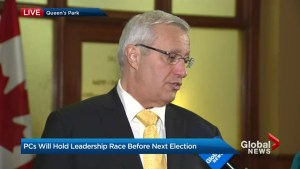 Race is on to find new leader for Ontario's PC Party ahead of June 7 election
