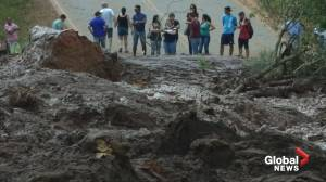 Second dam at Vale complex no longer at risk; Brazil officials end evacuation
