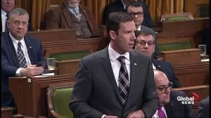 Conservatives demand Liberals scrap 'no pipelines' Bill C-69
