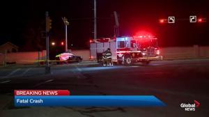 Calgary police investigate fatal 14 Street crash