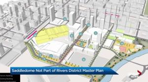 The Rivers District and the future of the Saddledome