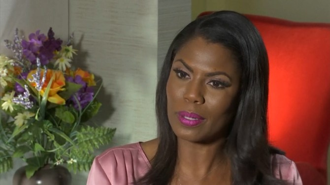 Omarosa may have as many as 200 White House recordings: NYT – National