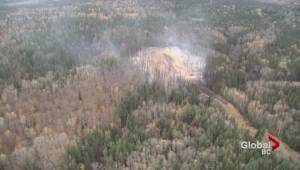 Investigation continues into pipeline explosion near Prince George (03:01)