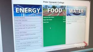 Peterborough restaurants recognized for going green (02:19)