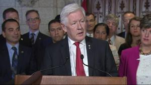 Bob Rae appointed special envoy to address Rohingya crisis