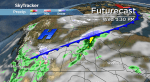 Saskatoon weather outlook: rain and snow roll into Sask.