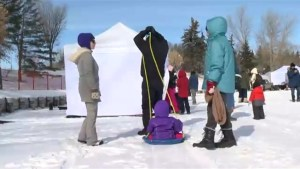 Thousands brave the cold for Waskimo Winter Festival 2018