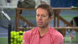 Celebrated Canadian doubles player Daniel Nestor reflects on career