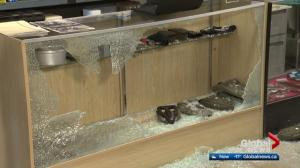$40K in goods stolen from Edmonton amy surplus store