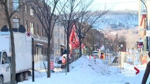 Water main break forces Montreal Plateau café to close