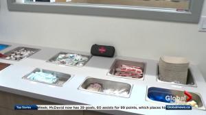 Edmonton's 1st supervised consumption site opens