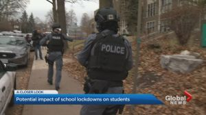 Effect of Toronto school lockdown on children, parents and faculty