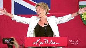 Ontario Election: Kathleen Wynne Full Speech