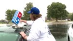 Pizza delivery driver in Wisconsin alerts police, stops kidnapping attempt