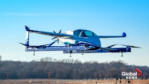 Boeing's flying car looks to revolutionize commuter habits