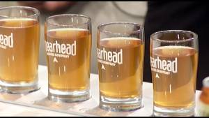 There is a new brew in town, Spearhead a beer without boundaries.