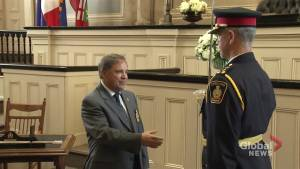 Paul VandeGraaf officially takes over as Cobourg's 13th police chief