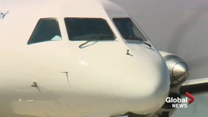 Airport traffic in Lethbridge on the rise