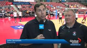Volleyball Canada Super Nationals take place in Edmonton