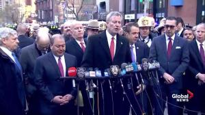 Explosion in New York subway was attempted terrorist attack: official